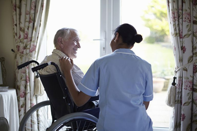 in home caregiver job description - Duties of a Hospice Home Health Aide